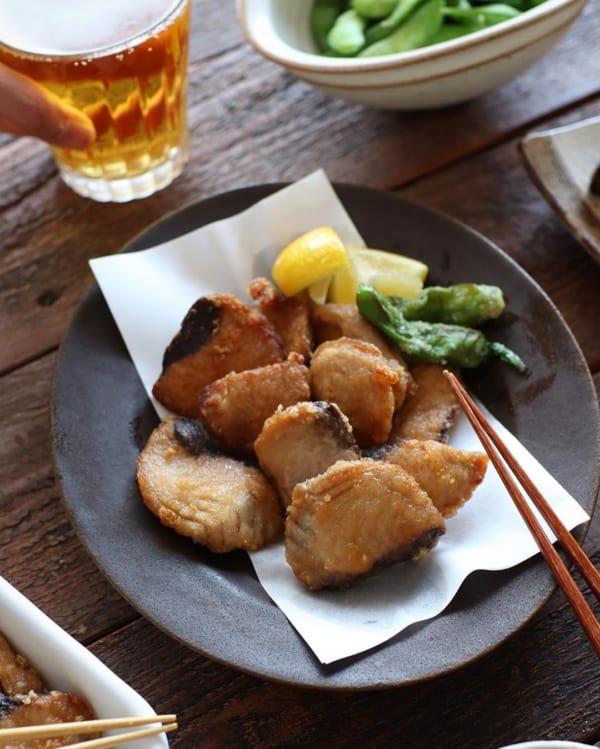 秋 旬 かつお レシピ2