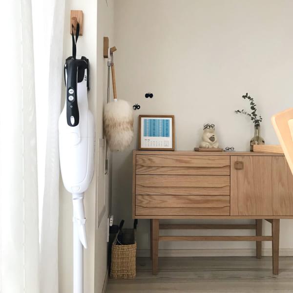 壁に付けられる家具・フック