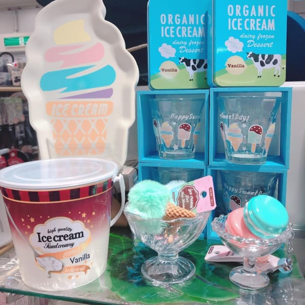 ワッツのアイスクリームシリーズ