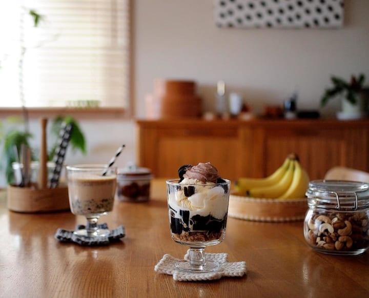 ひと工夫で高級カフェのメニューぽく【IKEA】