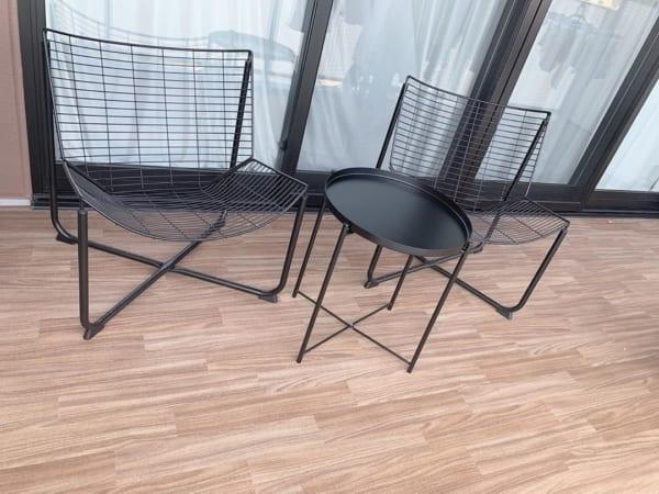 IKEA チェア&テーブル
