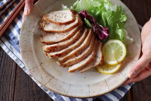 手作り鶏ハム