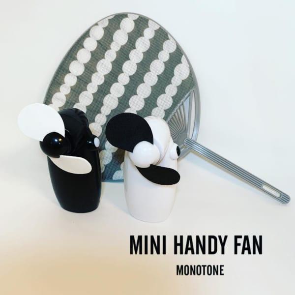 ハンディー扇風機2
