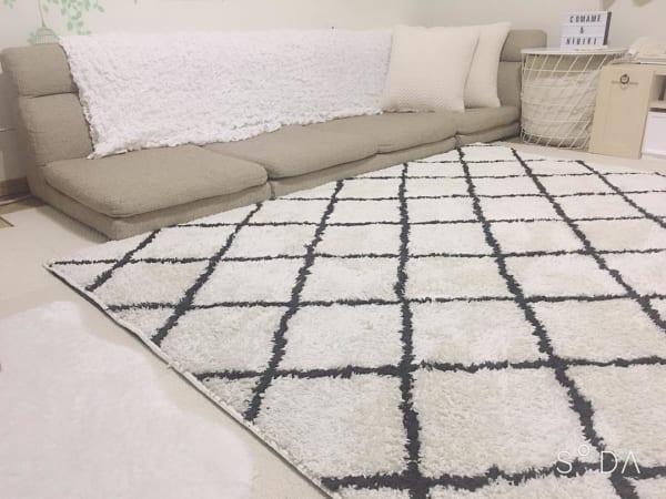 IKEA オフェーリア 毛布