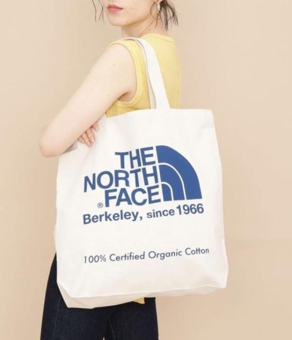 THE NORTH FACE - TNF ORGANIC COTTON TOTE