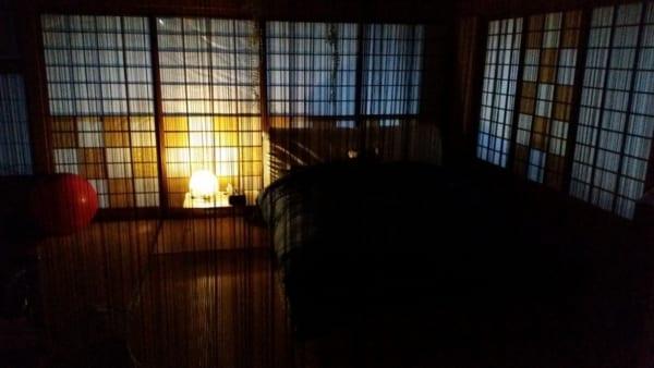 寝室 ライト2