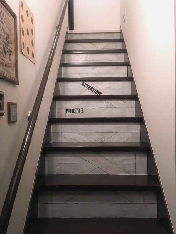 階段 DIY2