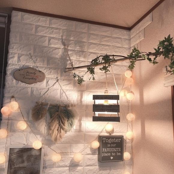DIYで作るランプ3