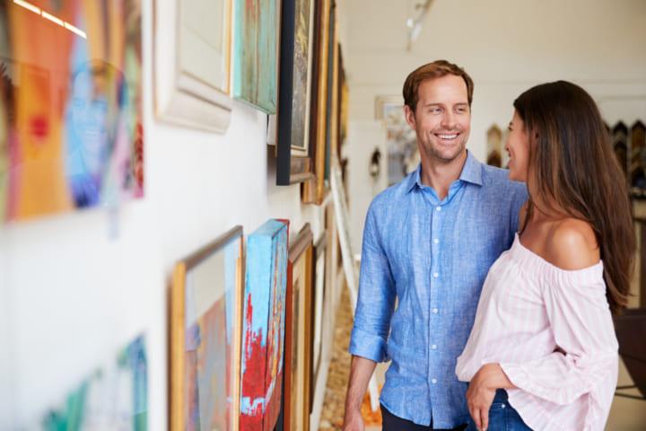 美術館デートで盛り上がる会話のコツ
