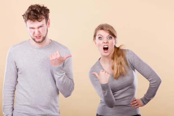 喧嘩するほど仲がいいカップルの特徴