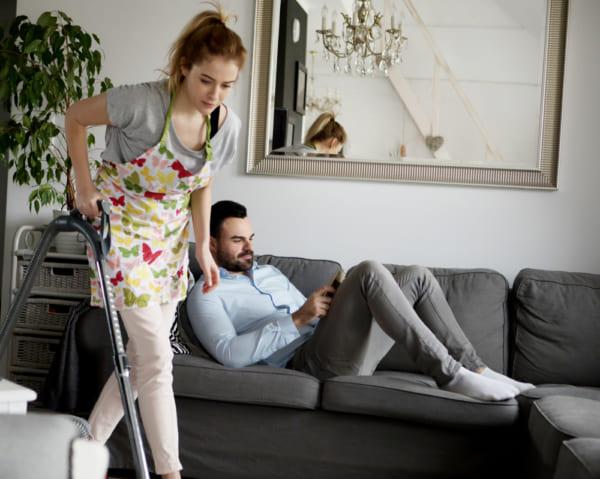 共働き夫婦で夫が家事をしない理由