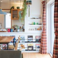 造作棚でおしゃれな暮らし♡ちょこっとリノベでも可能な実例10選