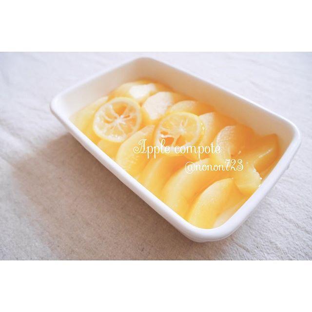 りんご お菓子 レシピ2