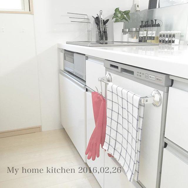 キッチンで使えるワイヤークリップ3