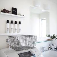 キッチンやバスルームに!ワイヤーバスケットの収納アイデア&使い方