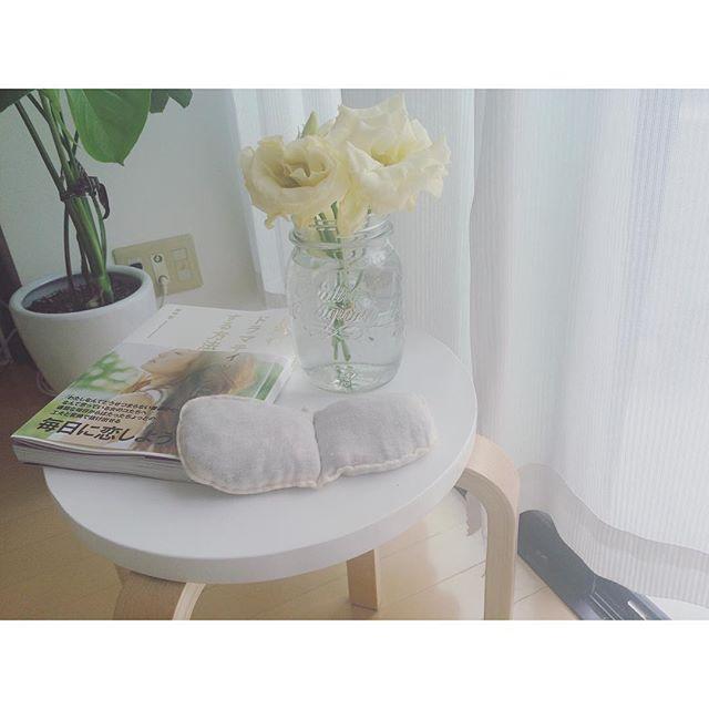 メイソンジャーと植物でお部屋を華やかに3