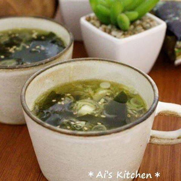 タコライス スープ7