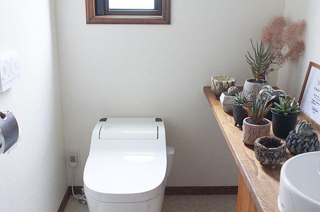 カフェ風おしゃれなトイレを作るポイント!4