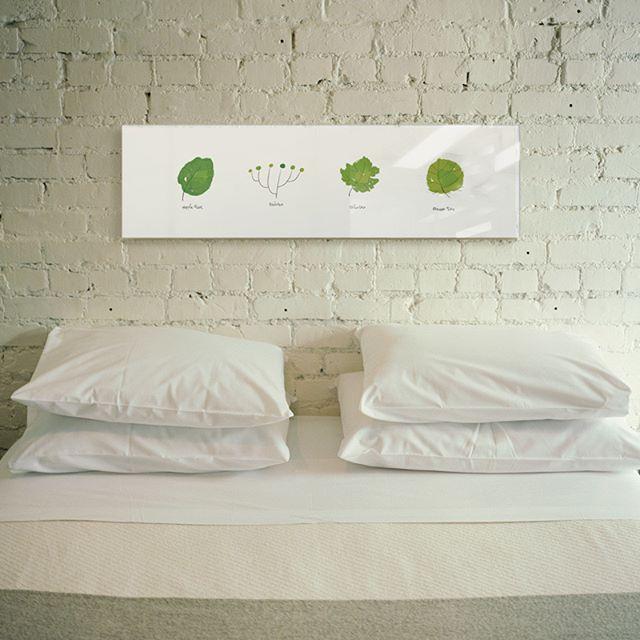 寝室 ホテルライク