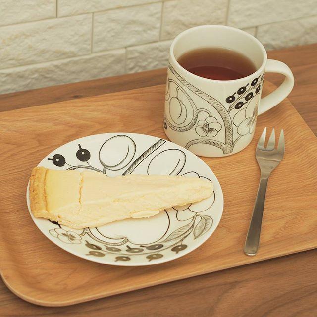 試食でも人気!スフレチーズケーキ