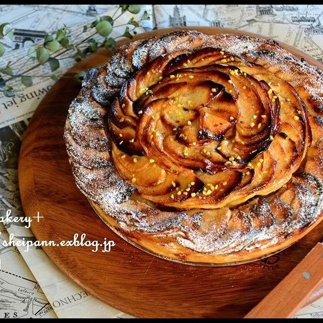 りんご スイーツ レシピ11