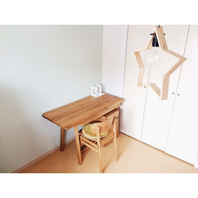 文字通りものを置かない「シンプルなお部屋」6