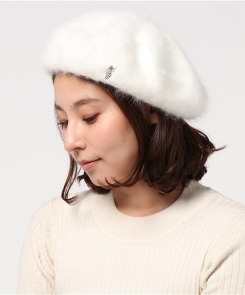 ベレー帽 ボブ 髪型3