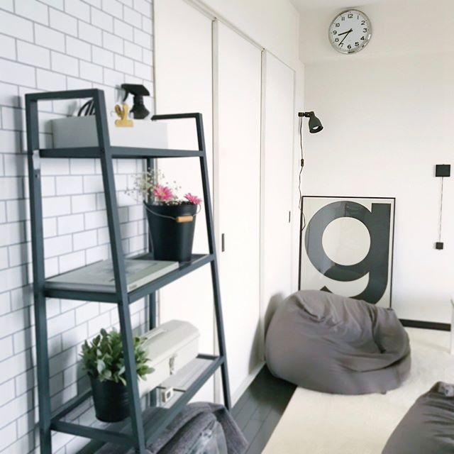 一人暮らし IKEA9