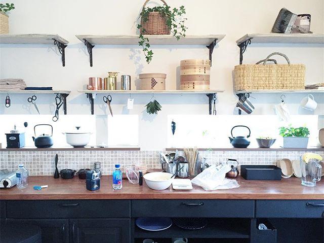 キッチン DIY11