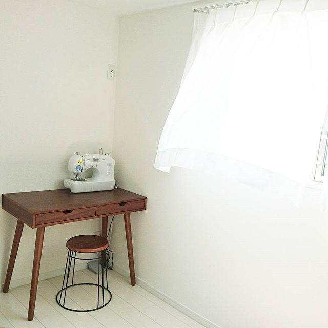 文字通りものを置かない「シンプルなお部屋」5
