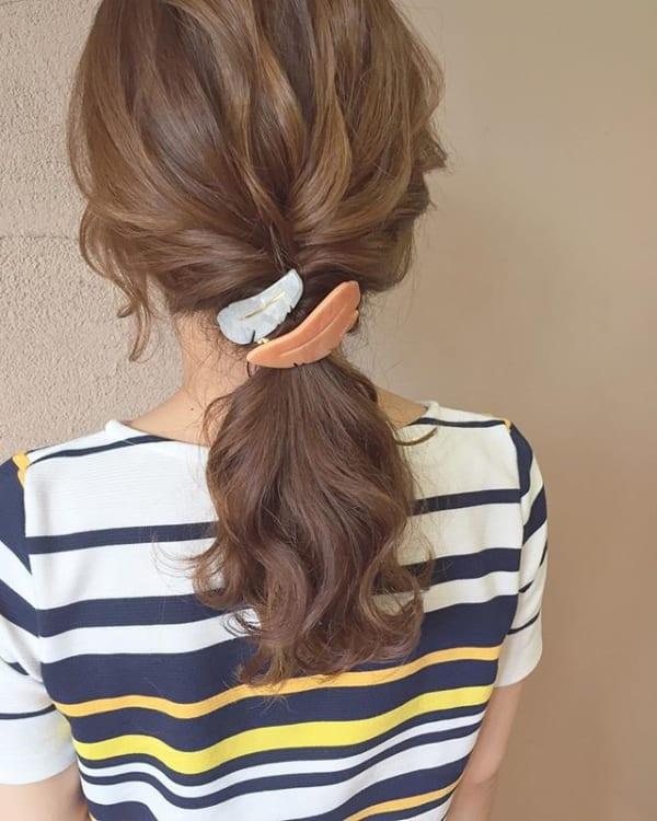 秋におすすめのミディアムの髪型&アレンジ13