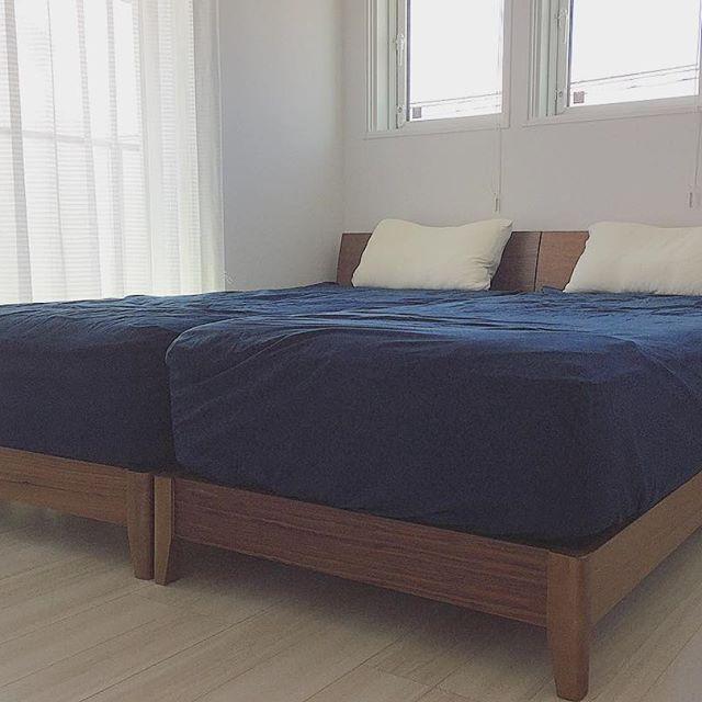 文字通りものを置かない「シンプルなお部屋」