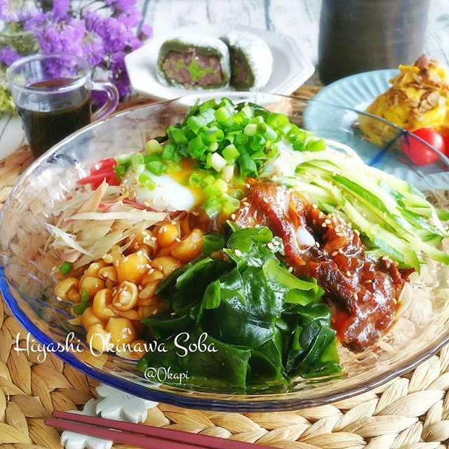 沖縄料理 ご飯・麺3