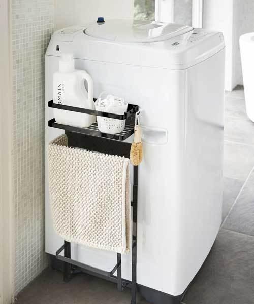 [TIMELESS COMFORT] tower (タワー) 洗濯機横マグネット収納ラック