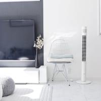 夏のマストアイテム扇風機!インテリアに馴染む置き方を色別に紹介