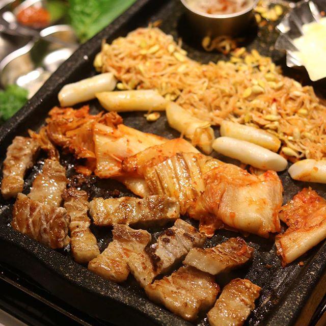 バーベキュー 料理 豚肉