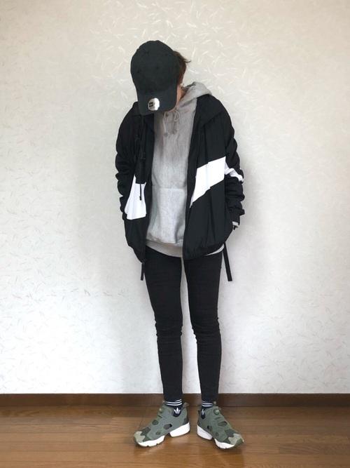 [ROOP TOKYO] 【Champion】レディース チャンピオン リバースウィーブ パーカー