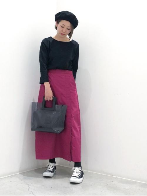 [koe] ・タイプライタータイトスカート