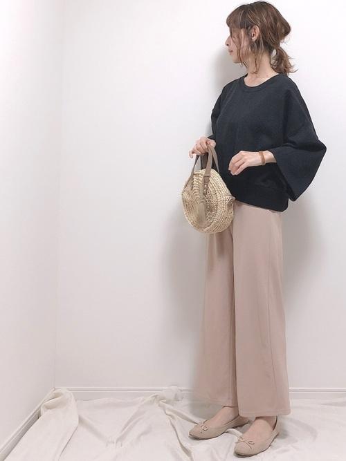 [ROOP TOKYO] made in standard SHORT LENGTH CREW SWEAT