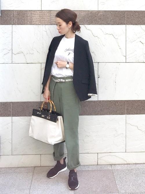 [UNITED TOKYO] ノーカラージャケット