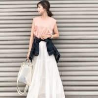 【ユニクロ・GU】を使った大人女子コーデ特集!スカートで季節感を♪