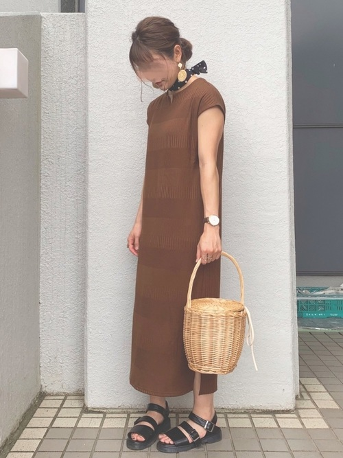 しまむら ワンピース7