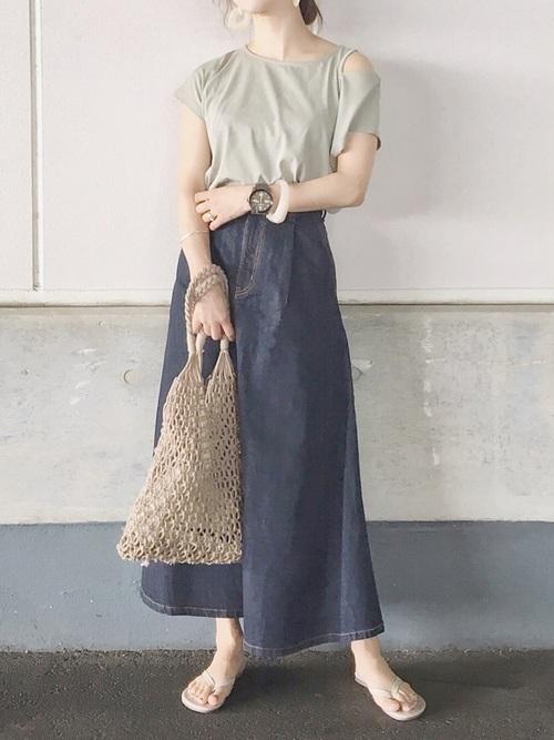 スカート4