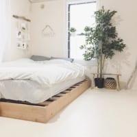 簡単にできておしゃれに見える♪パレットベッドのある7つのインテリア