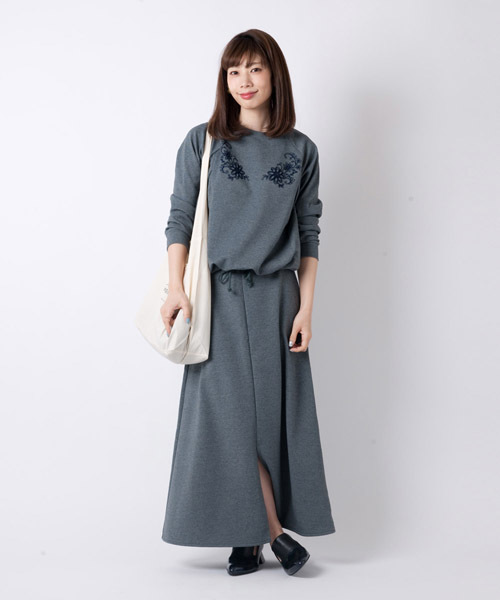 [glamb] Ford long skirt