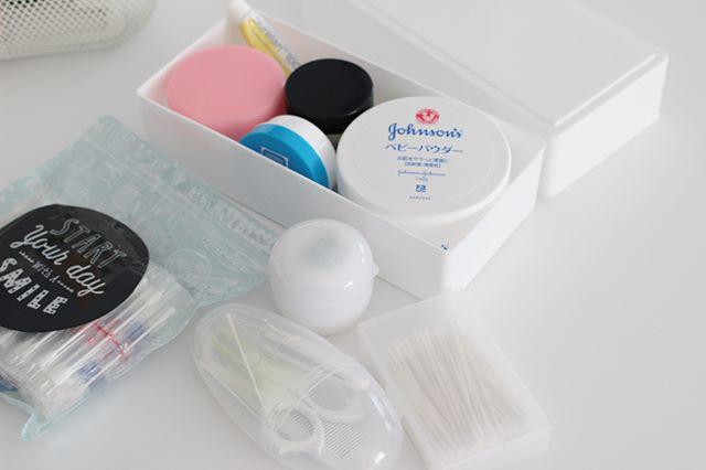 衛生用品収納