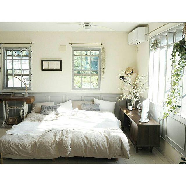 寝室インテリア12