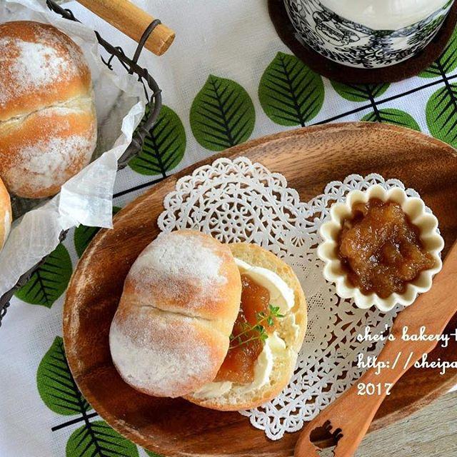 りんご トースト レシピ6