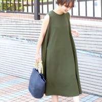 ゆらめきAラインが魅力♡リラックスして着れるサマーワンピセレクション