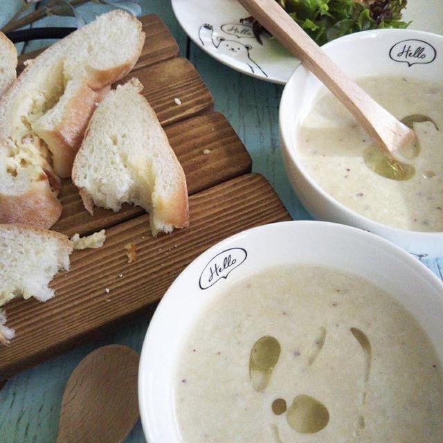 生姜 簡単 レシピ スープ3